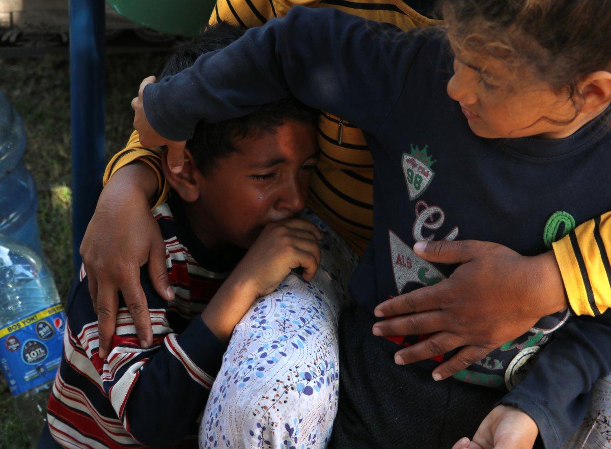Adana'da kirasını ödeyemeyen kadın, 4 çocukla sokakta kaldı  #5