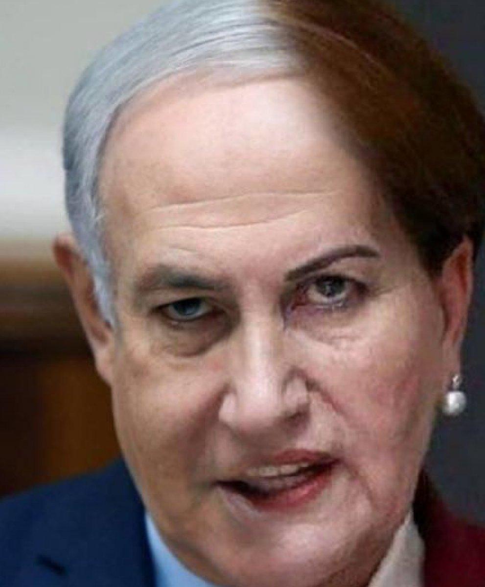 Meral Akşener in Netanyahu açıklaması sosyal medyada tepki topladı #1