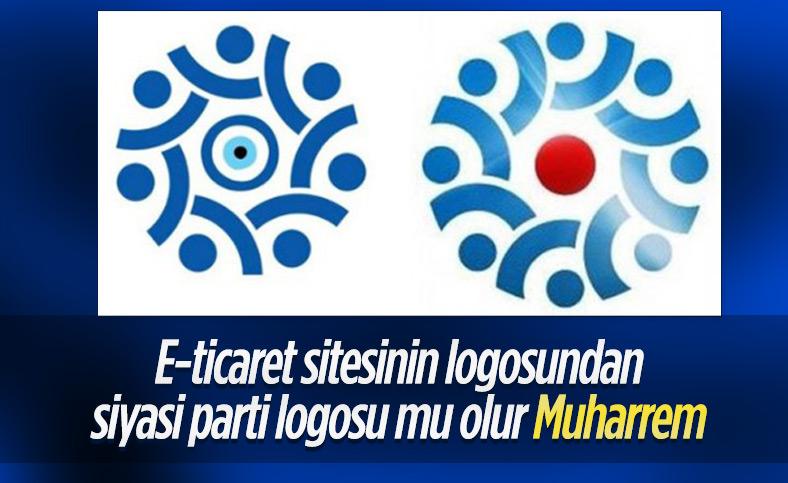 Muharrem İnce'nin parti logosu bir e-ticaret sitesinin logosuna benzetildi