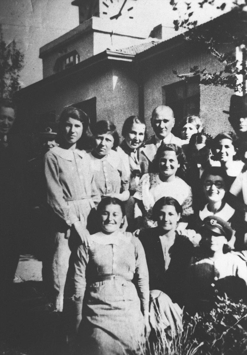 Bağımsızlığın ilk adımı: 19 Mayıs Atatürk ü Anma, Gençlik ve Spor Bayramı #14