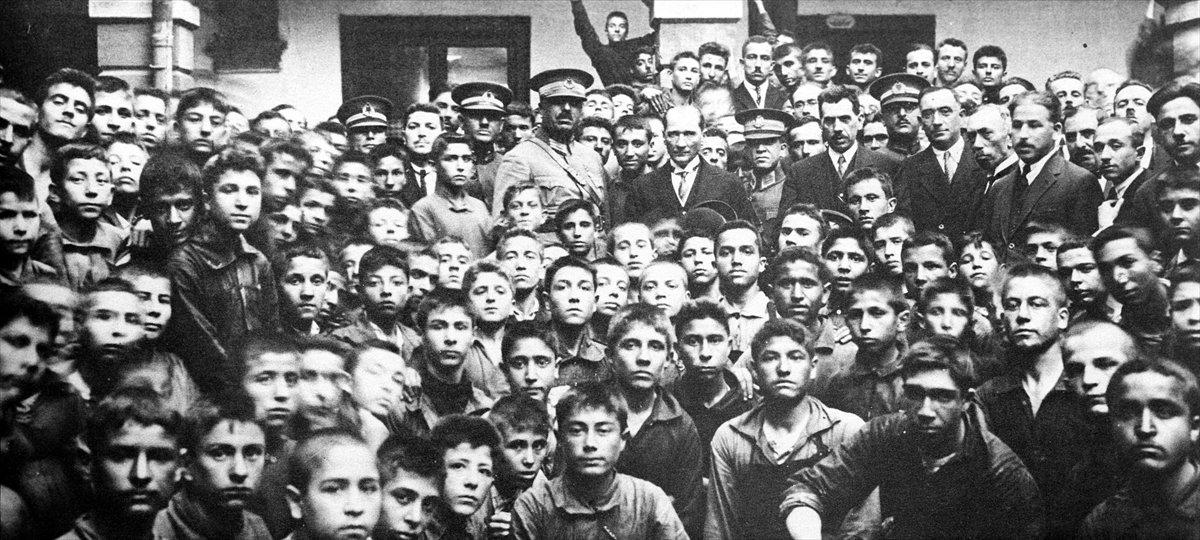 Bağımsızlığın ilk adımı: 19 Mayıs Atatürk ü Anma, Gençlik ve Spor Bayramı #8
