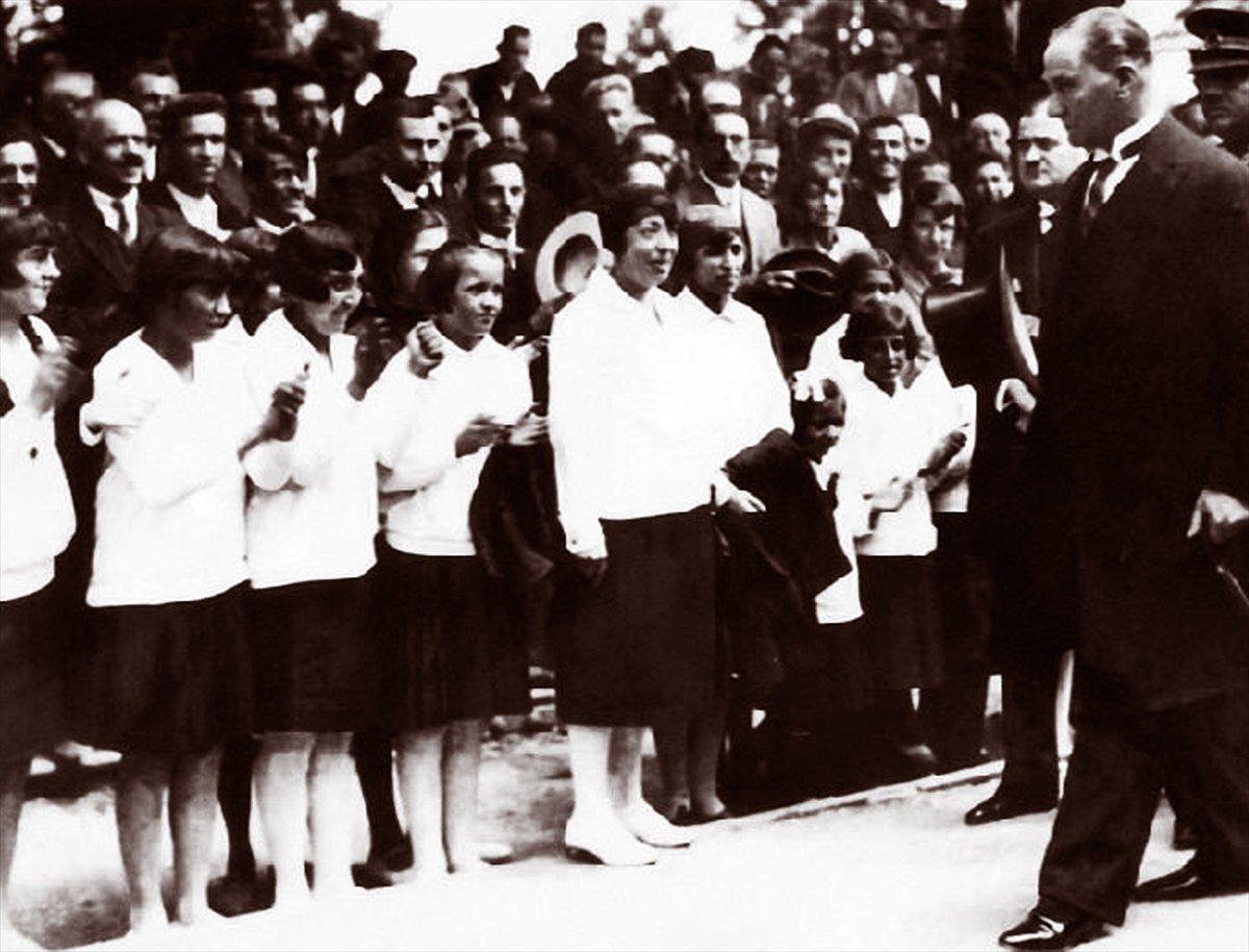 Bağımsızlığın ilk adımı: 19 Mayıs Atatürk ü Anma, Gençlik ve Spor Bayramı #3