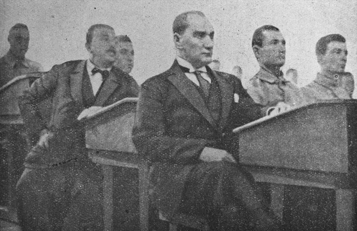 Bağımsızlığın ilk adımı: 19 Mayıs Atatürk ü Anma, Gençlik ve Spor Bayramı #4