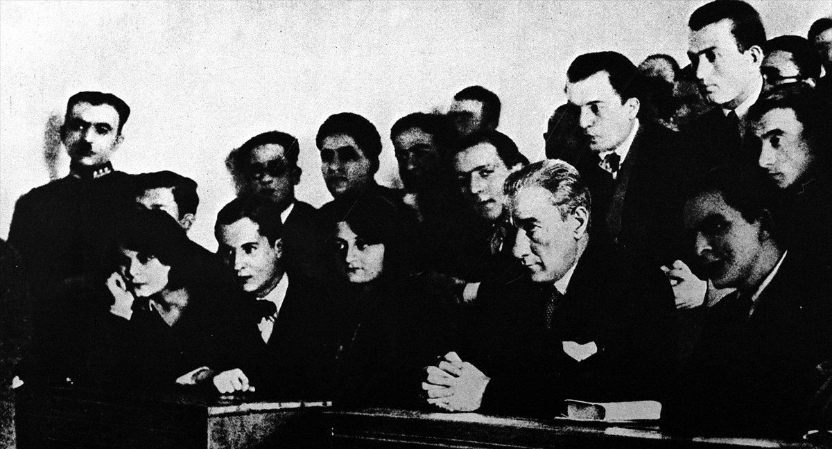 Bağımsızlığın ilk adımı: 19 Mayıs Atatürk ü Anma, Gençlik ve Spor Bayramı #6