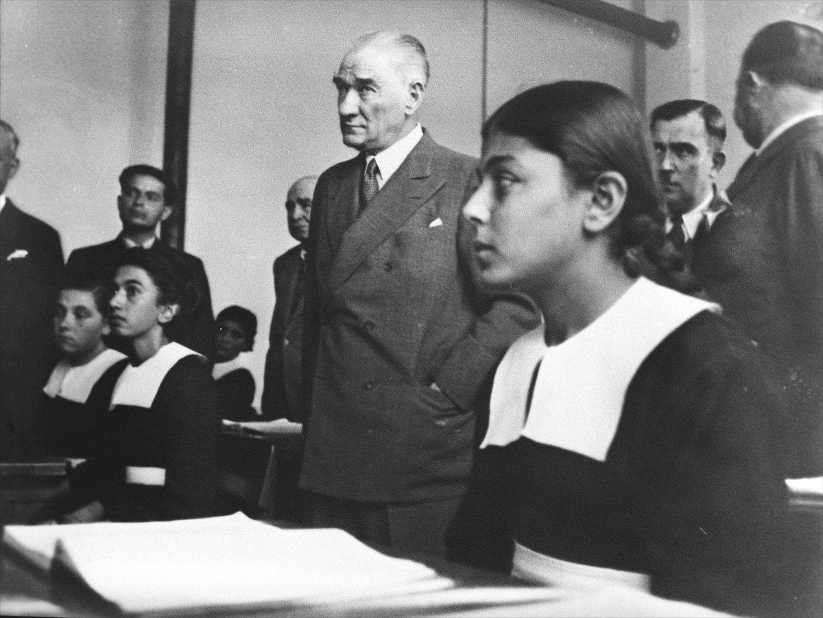 Bağımsızlığın ilk adımı: 19 Mayıs Atatürk ü Anma, Gençlik ve Spor Bayramı #10