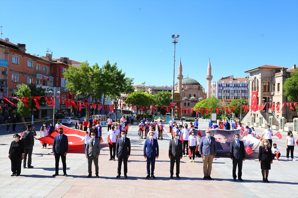 19 Mayıs Gençlik ve Spor Bayramı, ülke genelinde sevinçle kutlanıyor #11