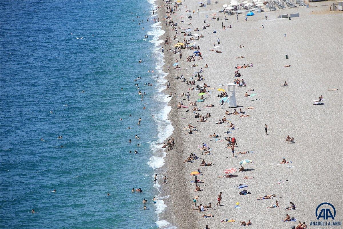 Muğla, Antalya ve Aydın da sahiller doldu #7