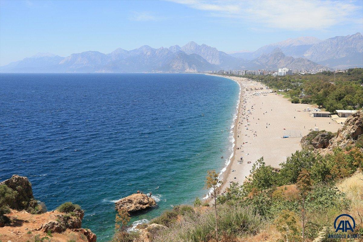 Muğla, Antalya ve Aydın da sahiller doldu #6