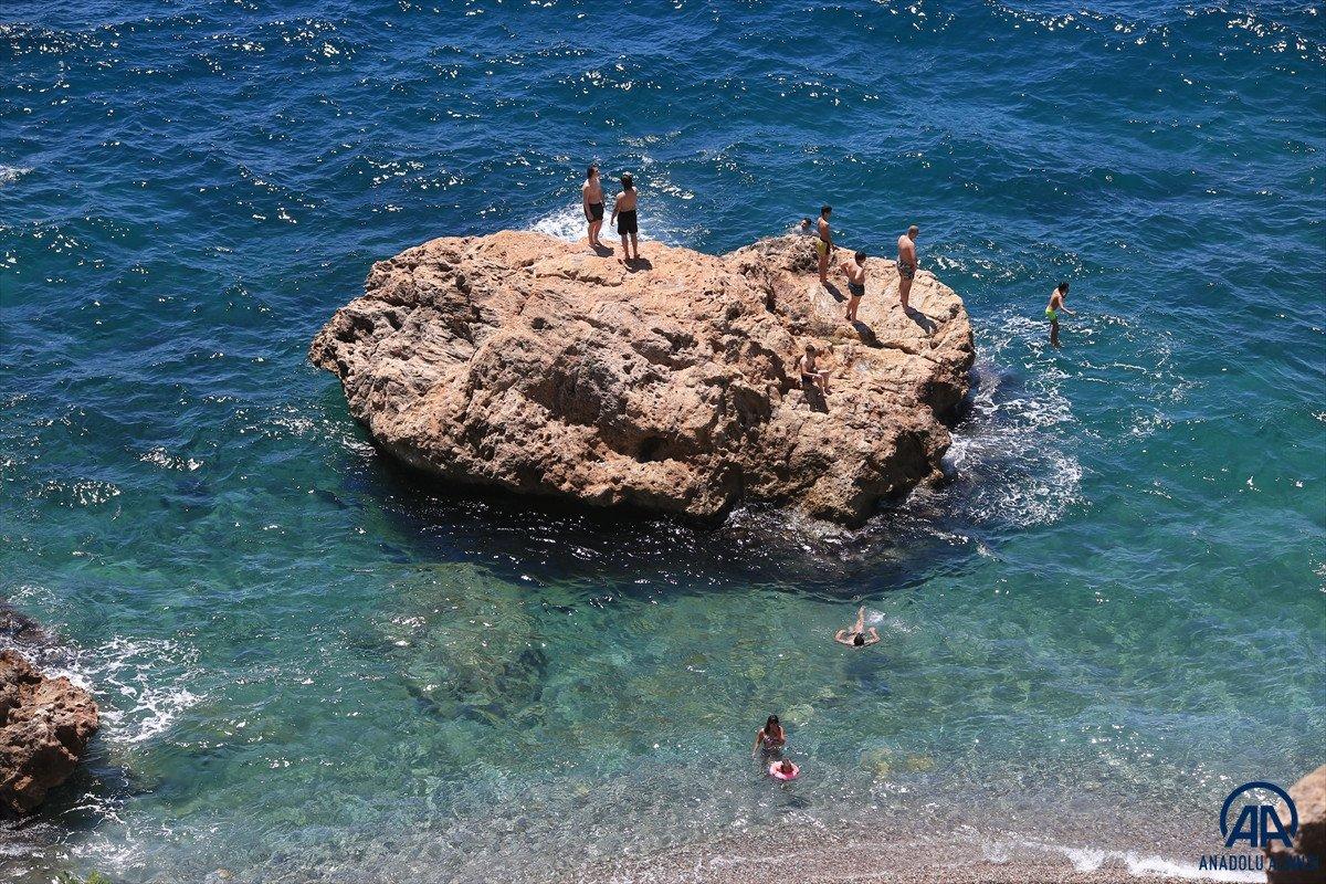 Muğla, Antalya ve Aydın da sahiller doldu #9