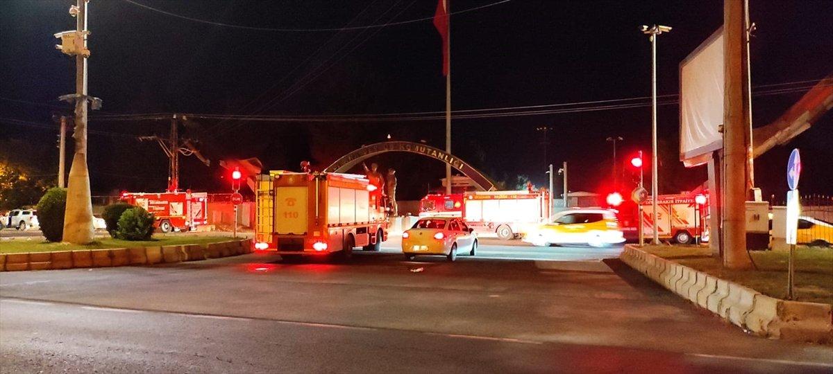 Diyarbakır da askeri tesise saldırı #2