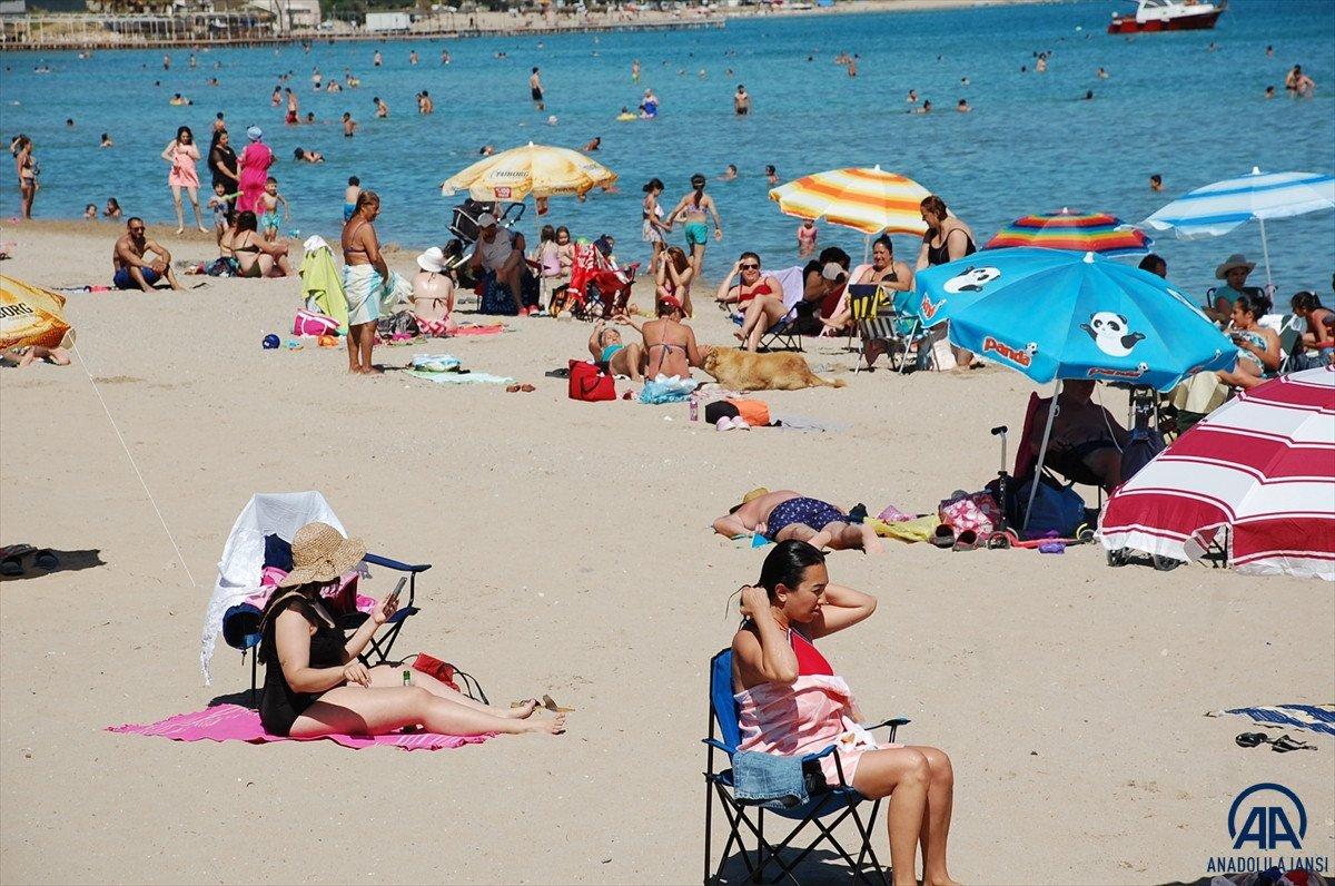 Muğla, Antalya ve Aydın da sahiller doldu #3