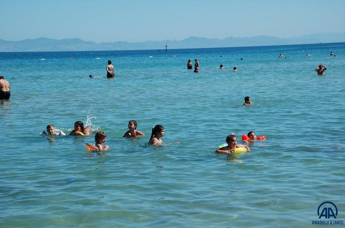 Muğla, Antalya ve Aydın da sahiller doldu #5