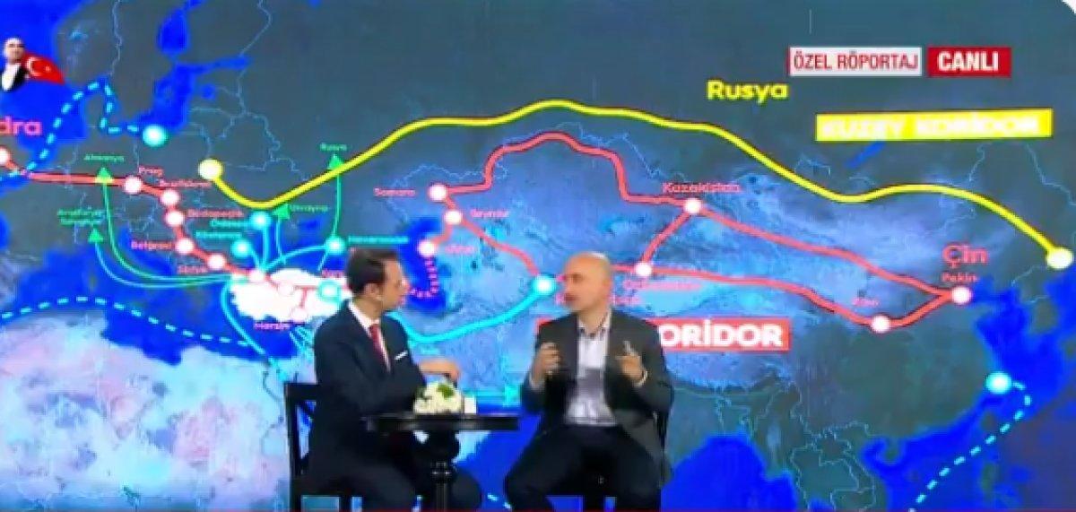 Ulaştırma Bakanı Karaismailoğlu, Kanal İstanbul Projesi hakkında konuştu  #2