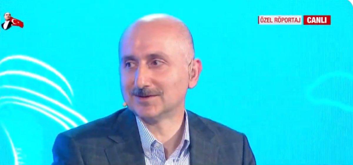 Ulaştırma Bakanı Karaismailoğlu, Kanal İstanbul Projesi hakkında konuştu  #1