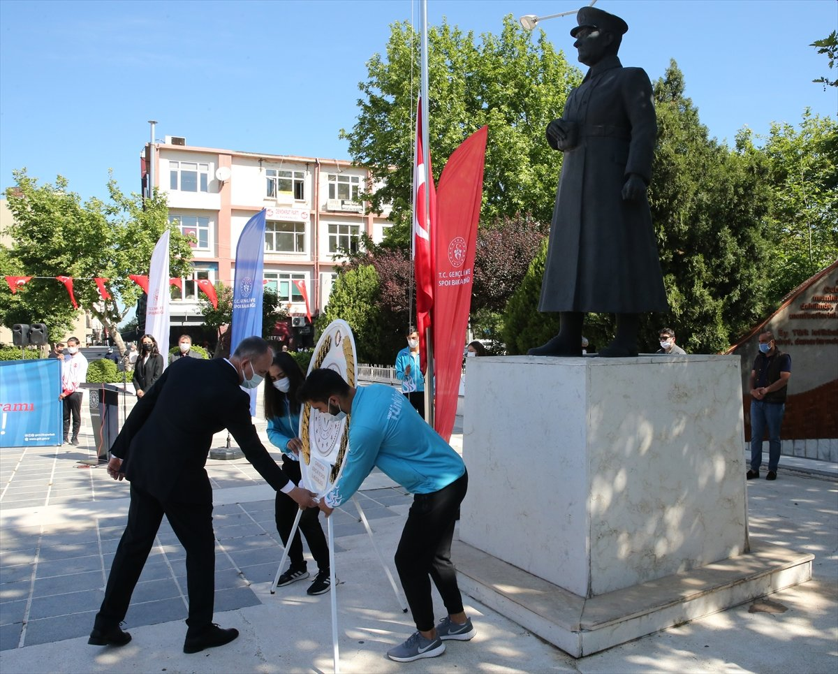 19 Mayıs Gençlik ve Spor Bayramı, ülke genelinde sevinçle kutlanıyor #19