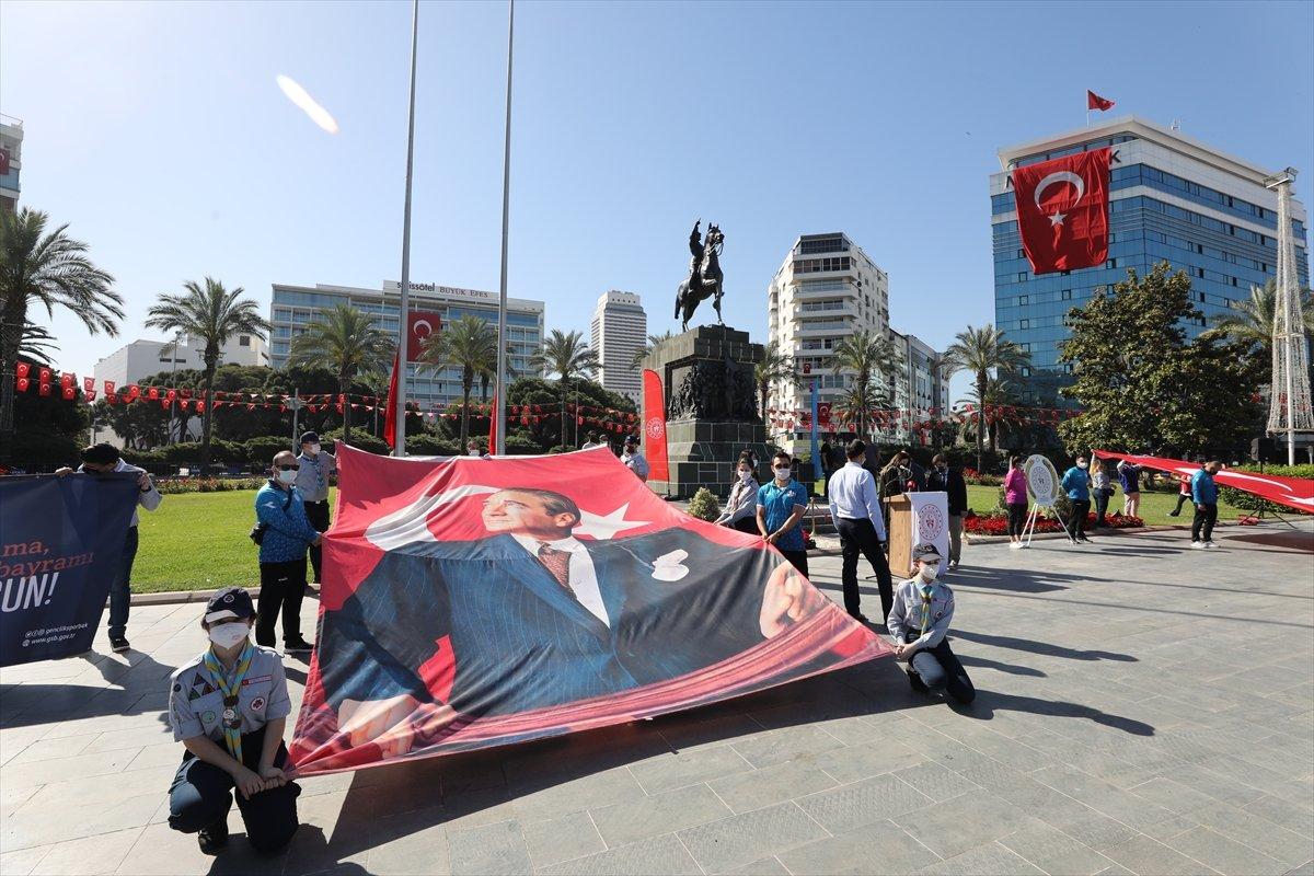 19 Mayıs Gençlik ve Spor Bayramı, ülke genelinde sevinçle kutlanıyor #17