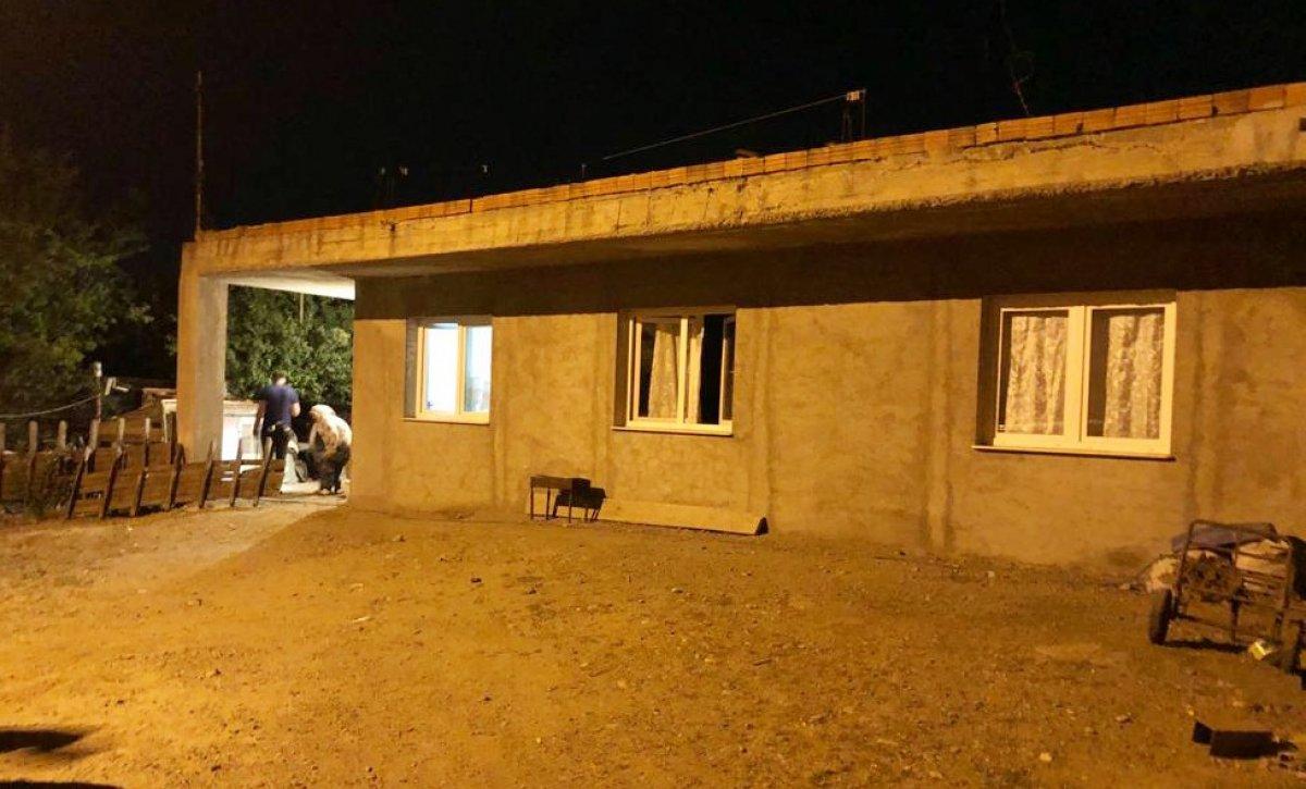 Manisa da kardeş kavgası: 1 ölü, 1 yaralı #1