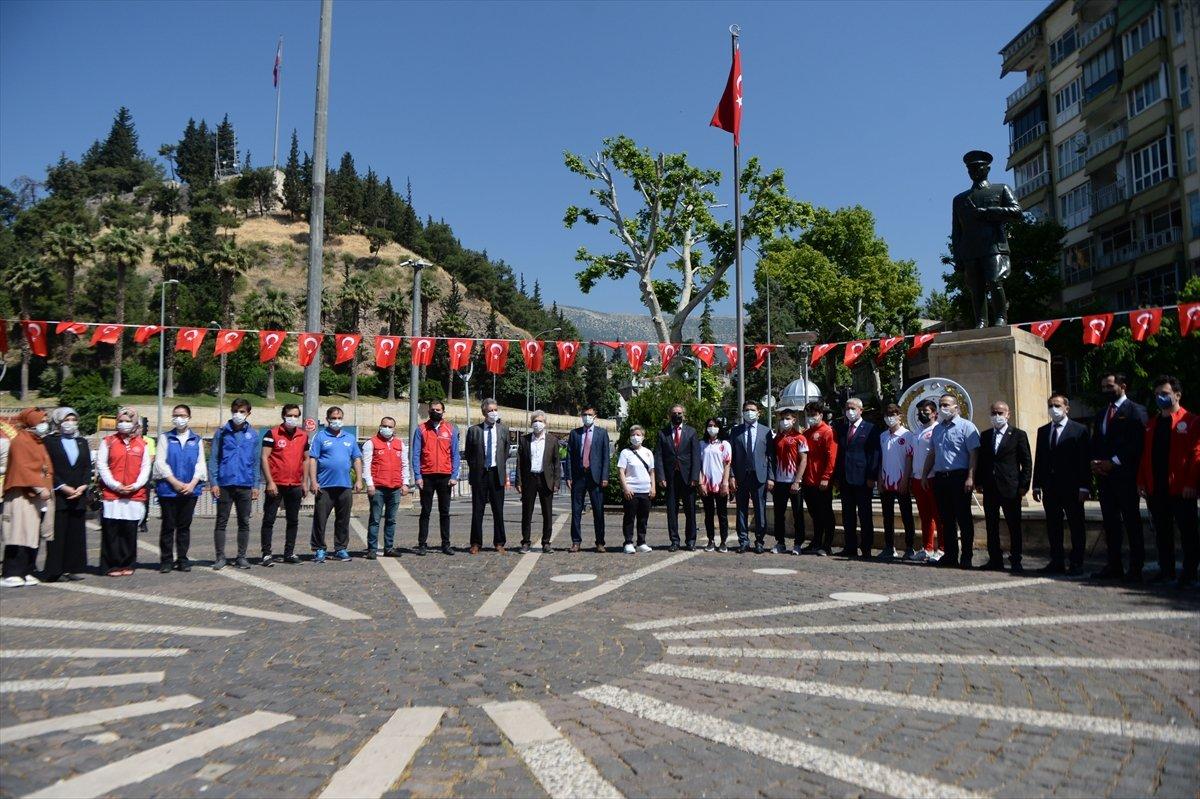 19 Mayıs Gençlik ve Spor Bayramı, ülke genelinde sevinçle kutlanıyor #26
