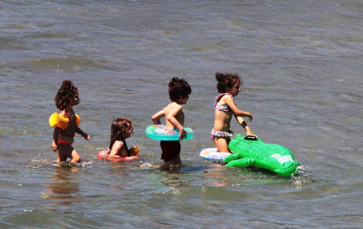Muğla, Antalya ve Aydın da sahiller doldu #1