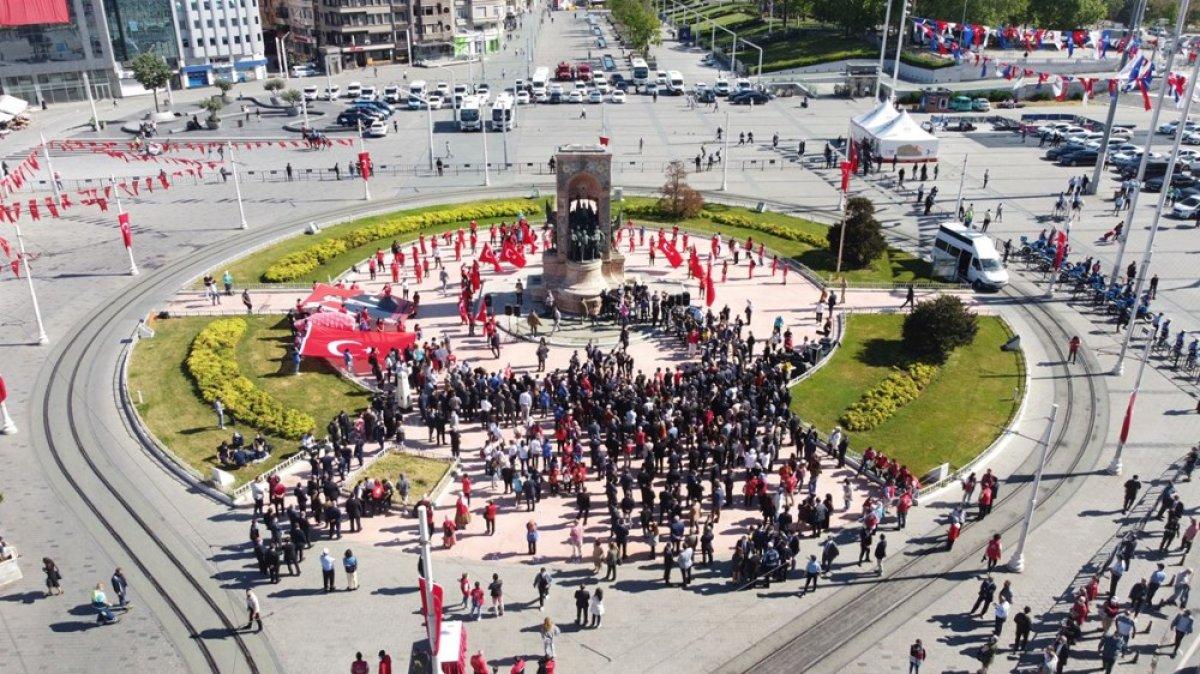 19 Mayıs Gençlik ve Spor Bayramı, ülke genelinde sevinçle kutlanıyor #2