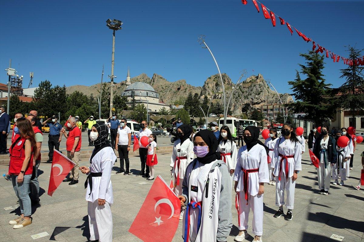 19 Mayıs Gençlik ve Spor Bayramı, ülke genelinde sevinçle kutlanıyor #28