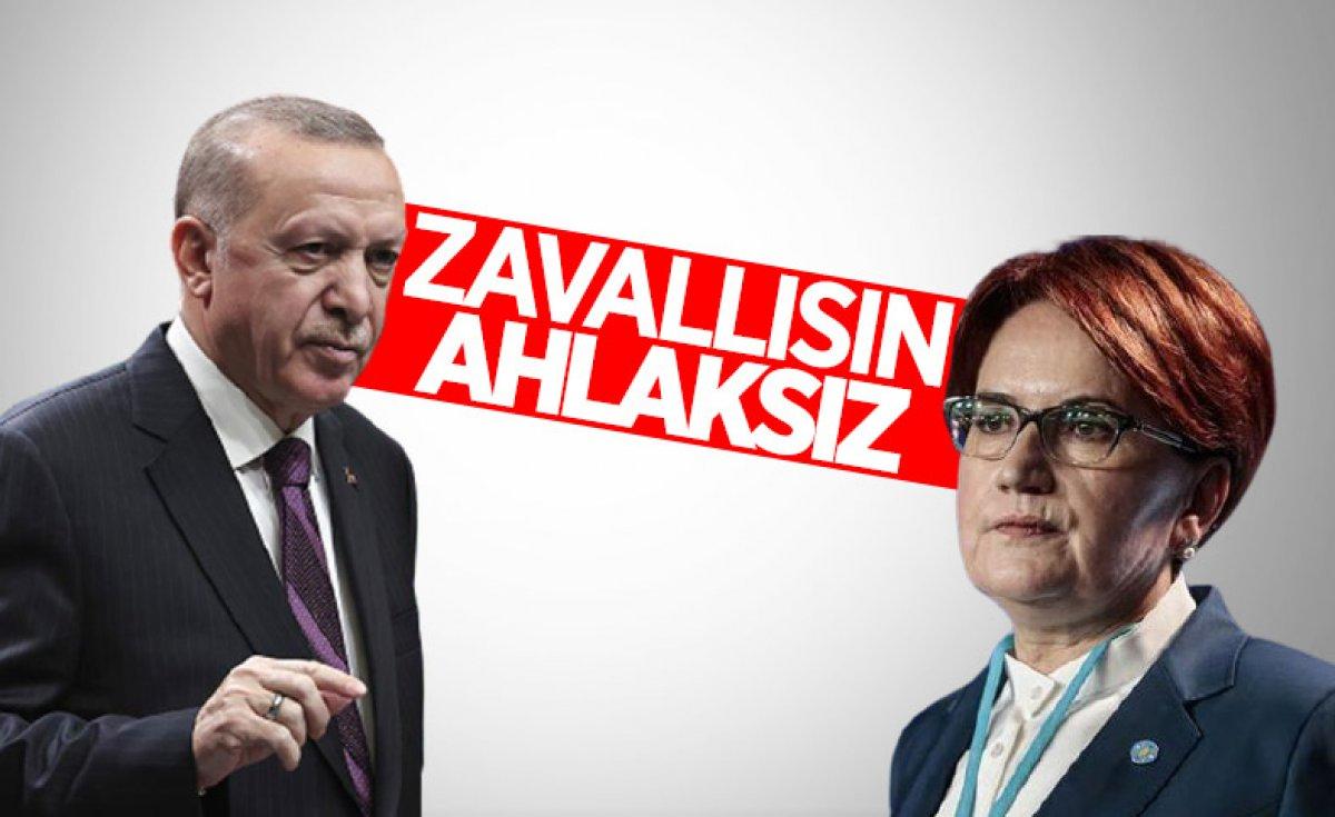 Yavuz Ağıralioğlu: Akşener, Cumhurbaşkanı Erdoğan a hakaret etmedi #3