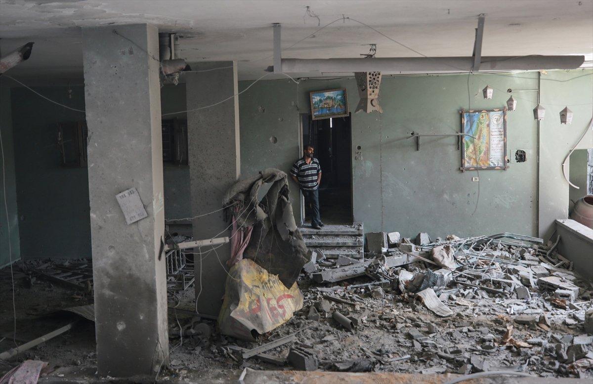 İsrail den Gazze de ateşkes kararı #1