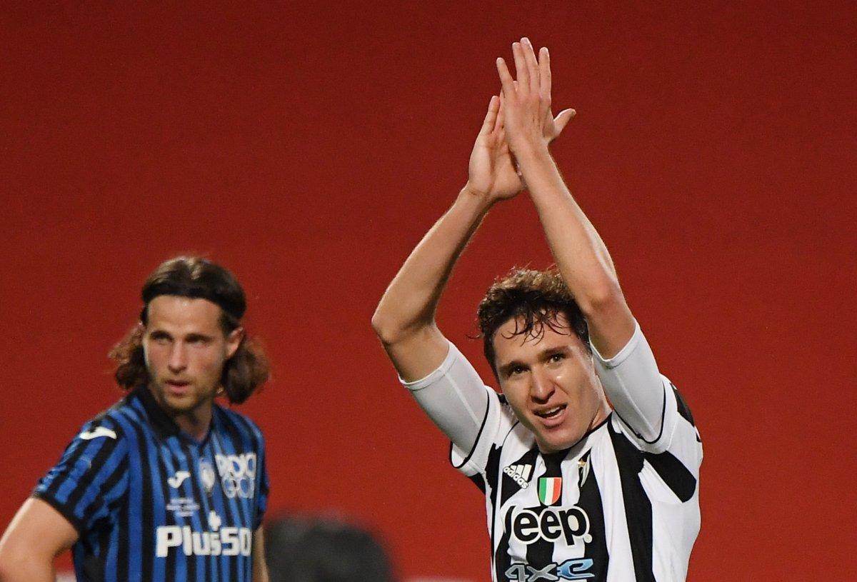 Juventus İtalya Kupası nı kazandı #3