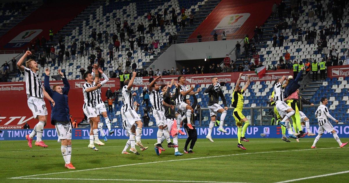 Juventus İtalya Kupası nı kazandı #10