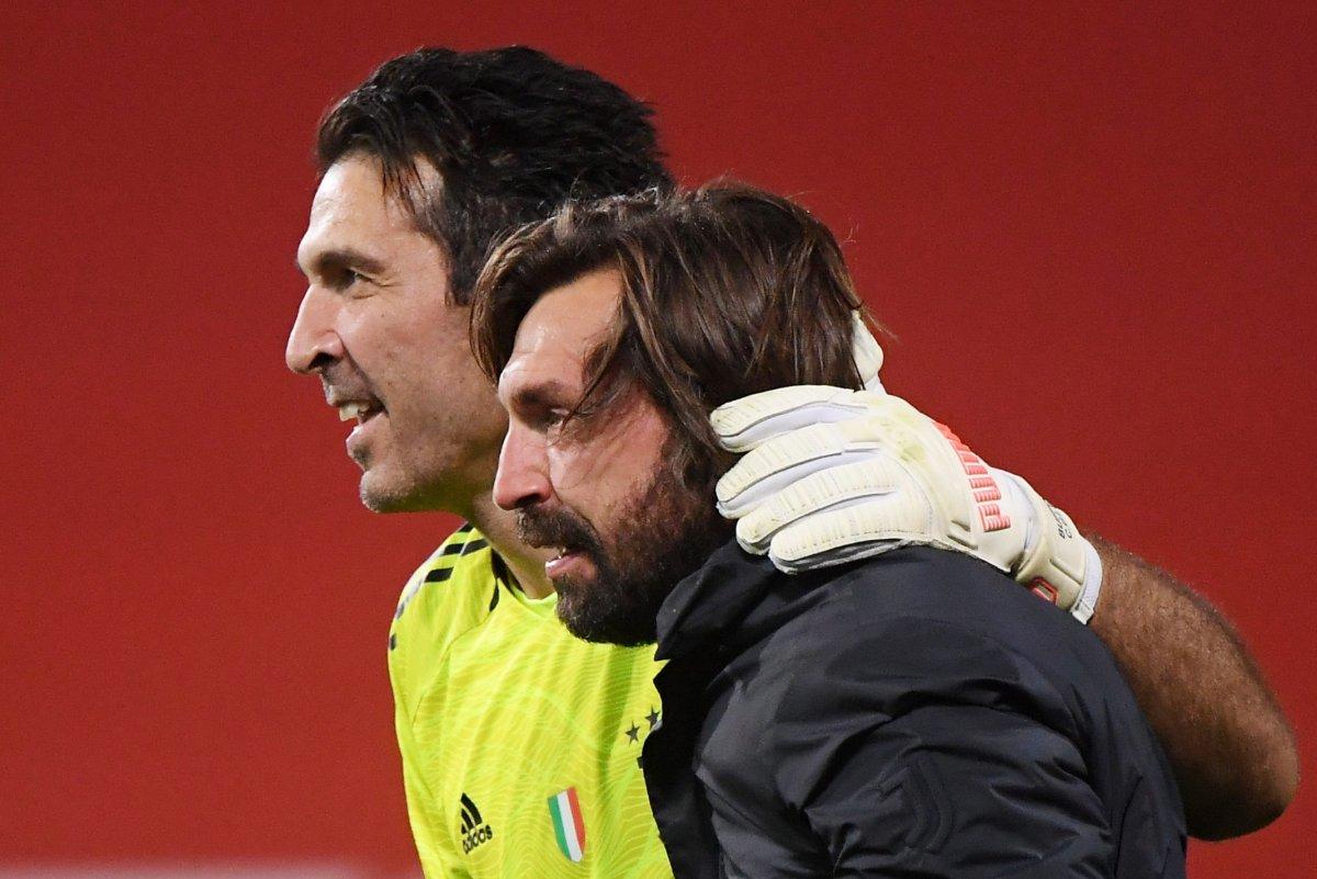 Juventus İtalya Kupası nı kazandı #4
