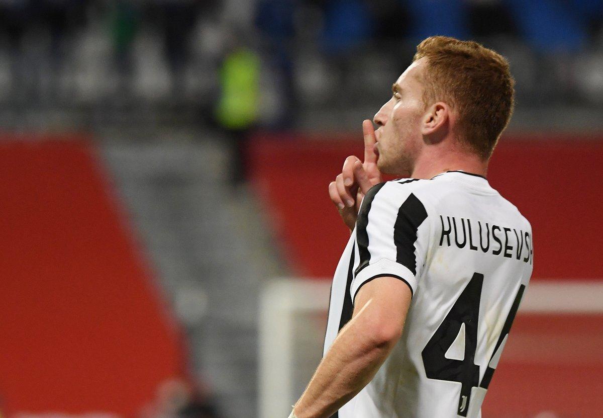 Juventus İtalya Kupası nı kazandı #1