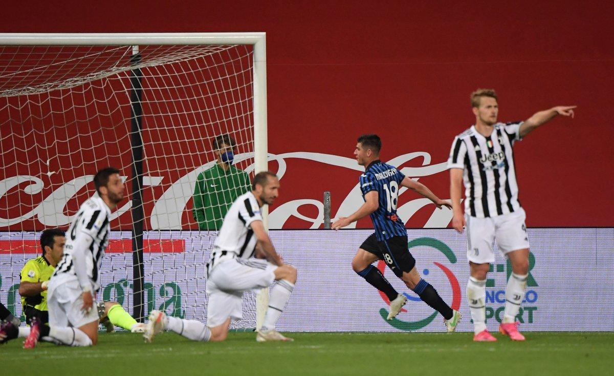 Juventus İtalya Kupası nı kazandı #2