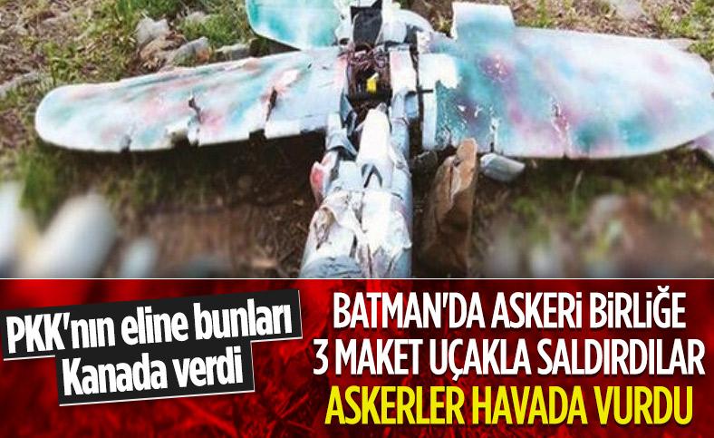 Batman'da askeri tesise saldırı girişimi