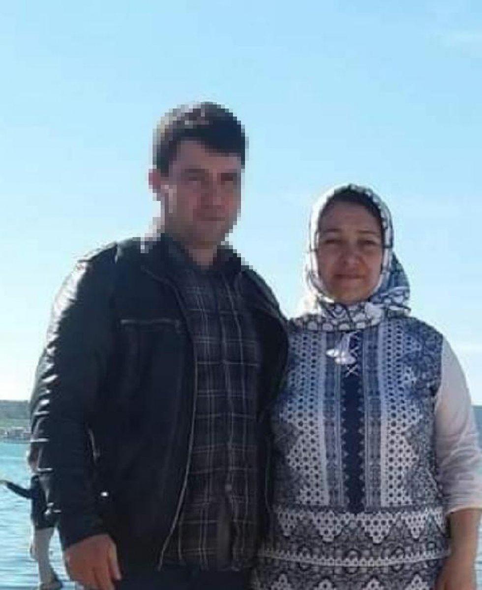 Balıkesir de 3 çocuk annesi kadın öldürüldü #1