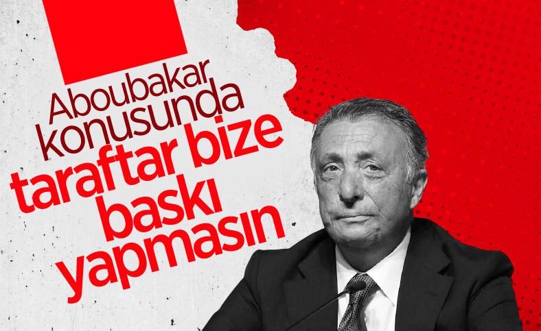 Ahmet Nur Çebi: En az Aboubakar gibi santrfor lazım