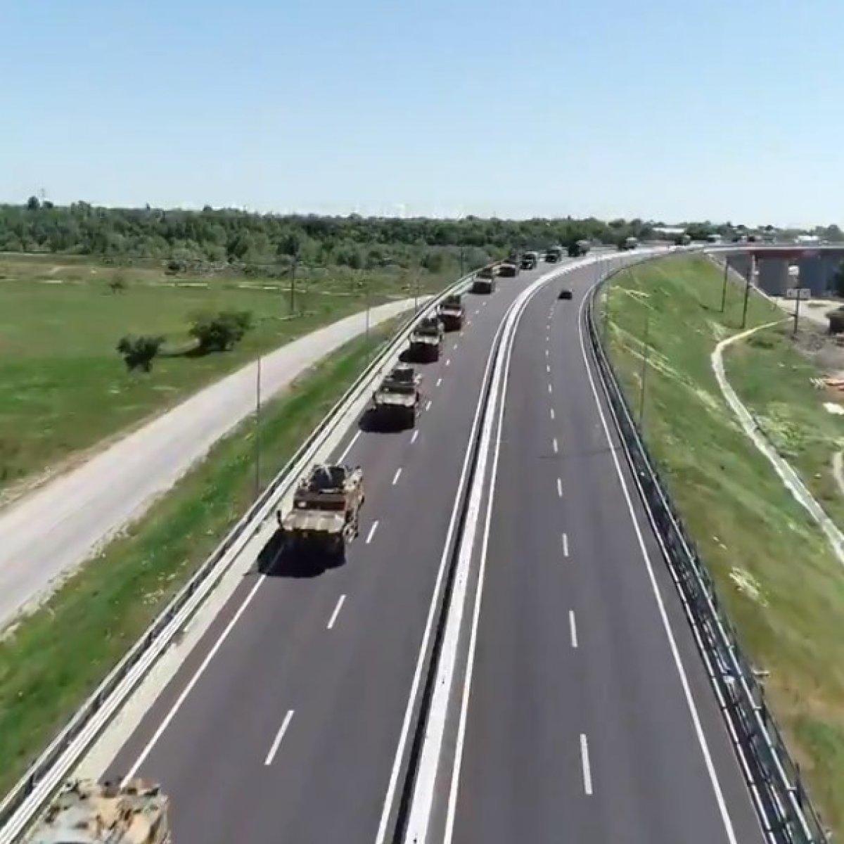 NATO Türk zırhlısı vuran ı paylaştı #2