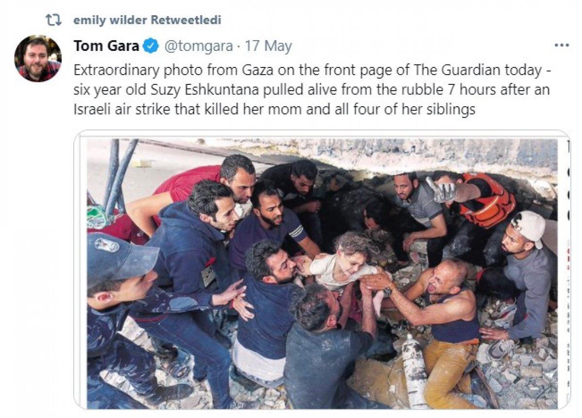 AP, İsrail i eleştiren muhabirinin görevine son verdi #2