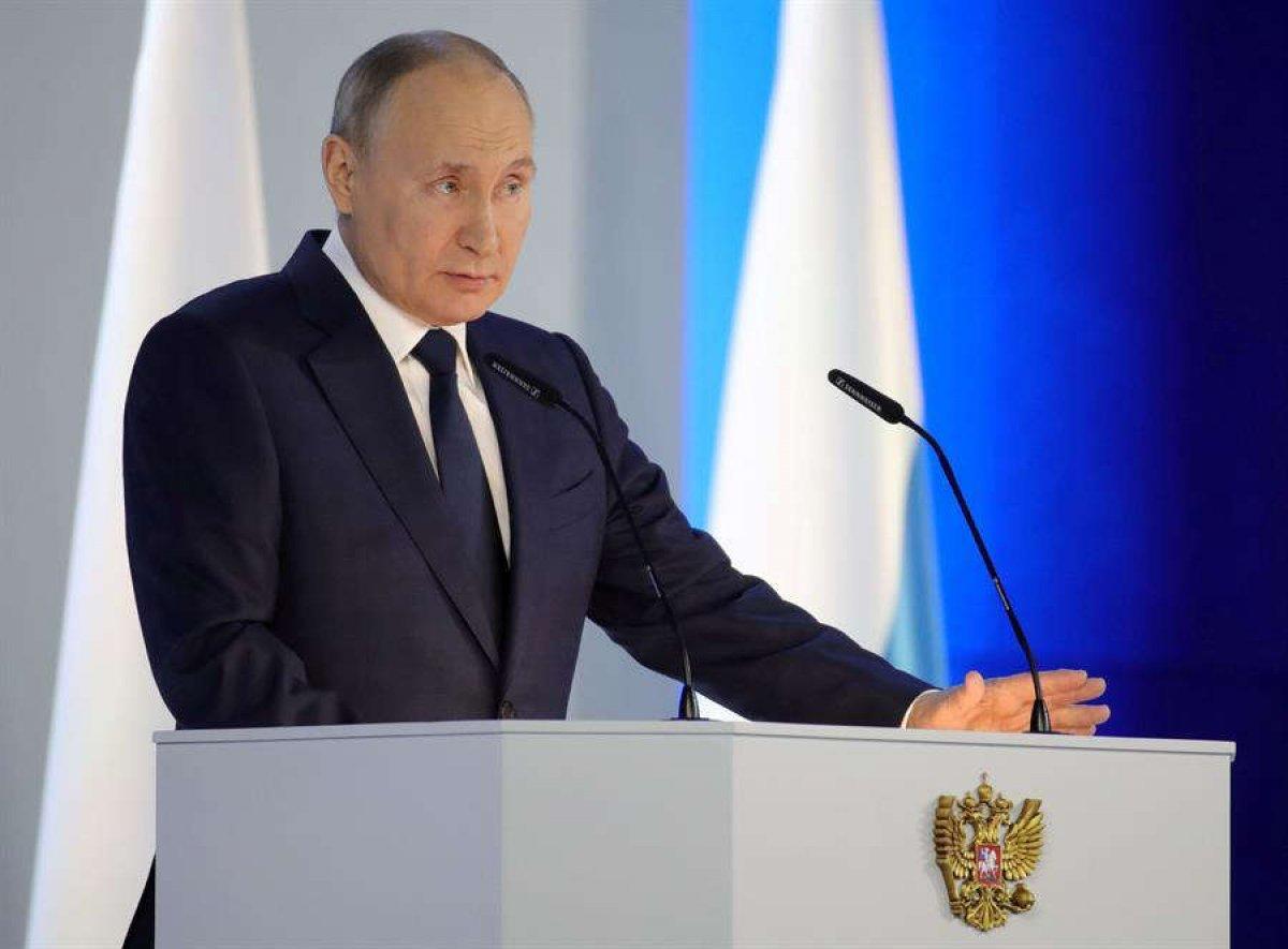 Vladimir Putin, tehditler savurdu #1