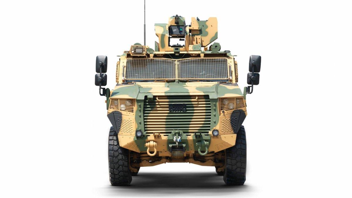 NATO Türk zırhlısı vuran ı paylaştı #3