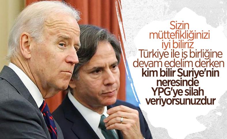 Antony Blinken: Türkiye ile iş birliğinin sürdürülmesi büyük önem taşımaktadır