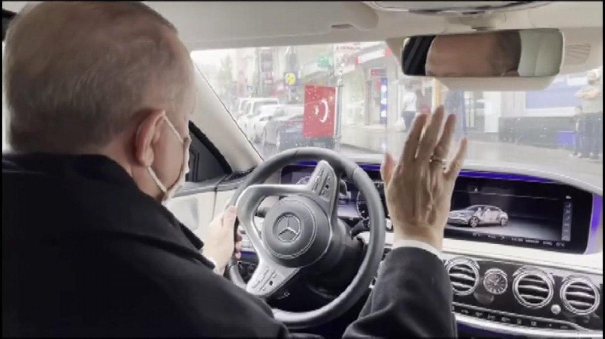 Fahrettin Altun, Cumhurbaşkanı Erdoğan'ı paylaştı  #2