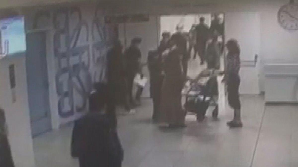İstanbul da başkasının bebeğini almaya çalışan kadın gözaltına alındı #3