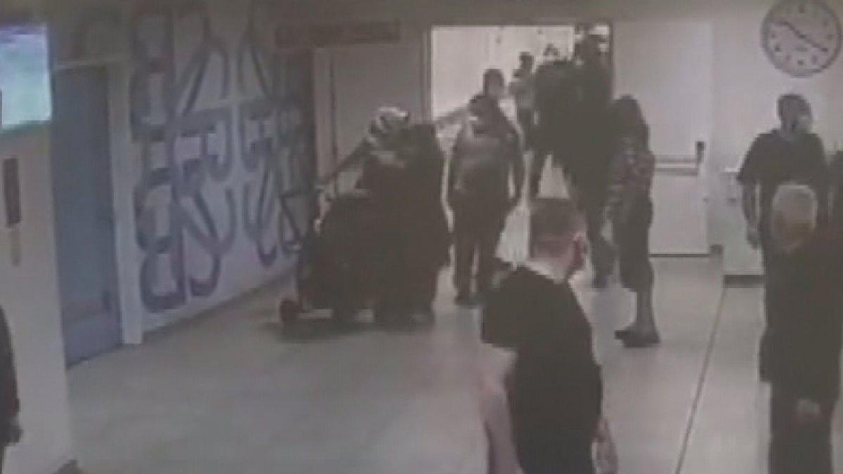 İstanbul da başkasının bebeğini almaya çalışan kadın gözaltına alındı #1