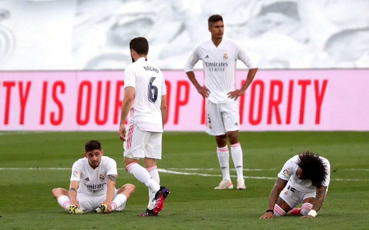 Atletico Madrid 7 yıl sonra La Liga şampiyonu #3