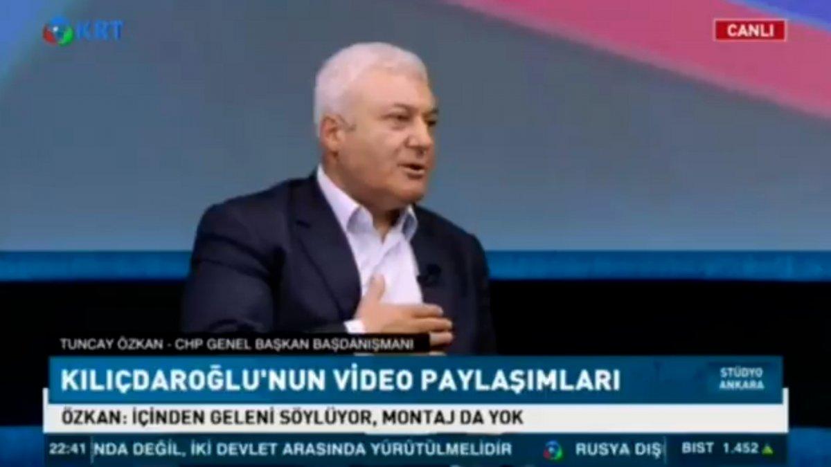 Tuncay Özkan: Kılıçdaroğlu aday olursa yüzde yüz kazanır #1