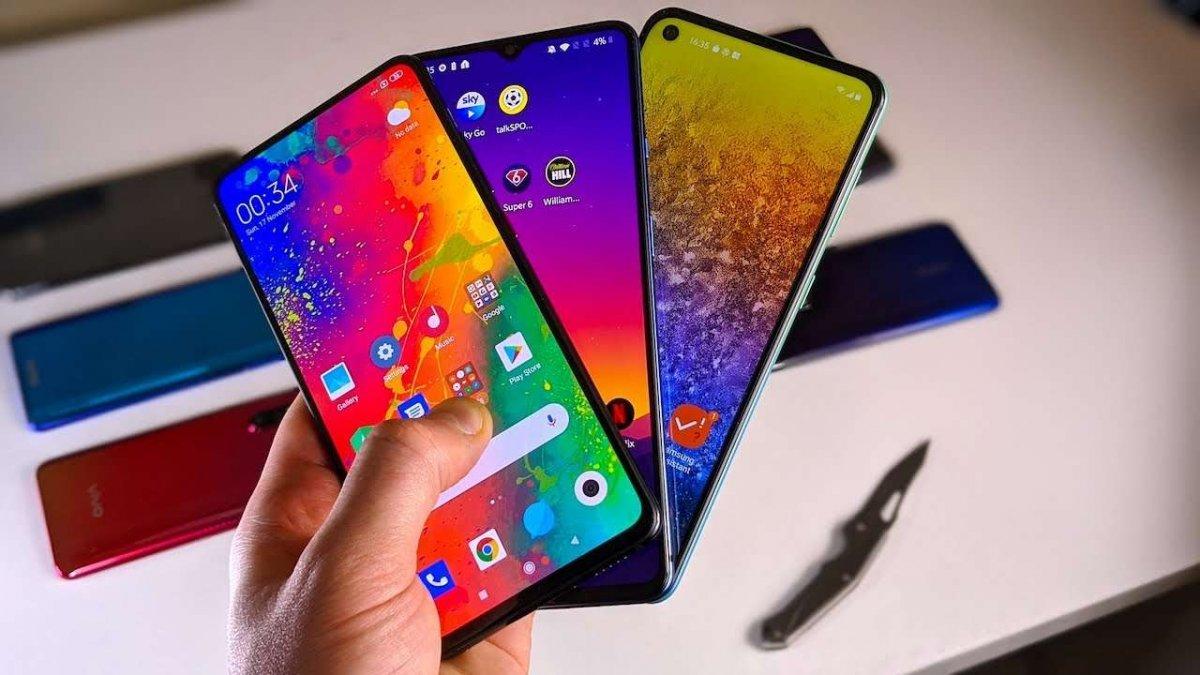 Akıllı telefon pazarı, ilk çeyrekte 100 milyar dolar gelire ulaştı #1