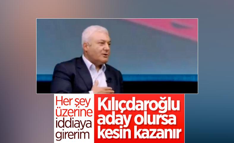 Tuncay Özkan: Kılıçdaroğlu aday olursa yüzde yüz kazanır