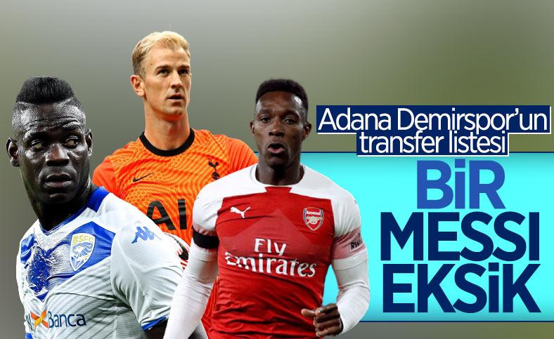 Adana Demirspor, transfer listesine yıldızları ekledi