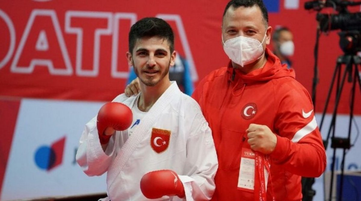 Avrupa Karate Şampiyonası nda milli sporculardan madalya yağmuru #2
