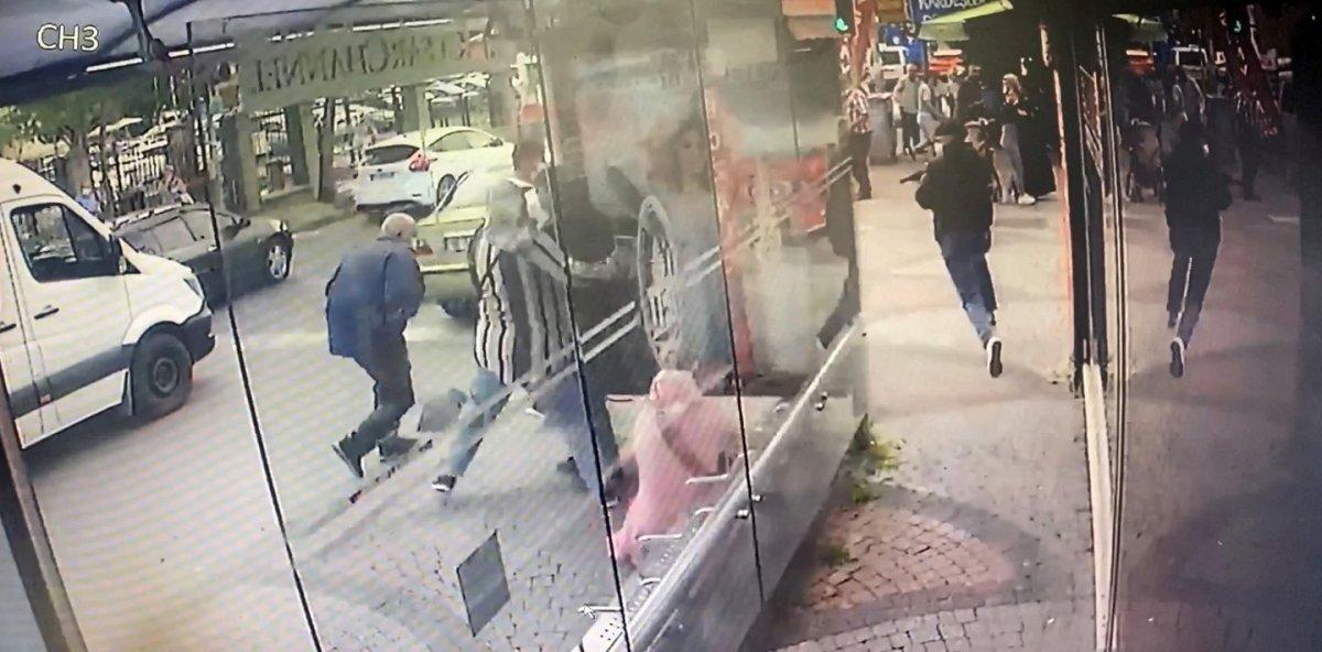 İstanbul Okmeydanı nda silahlı saldırı #1